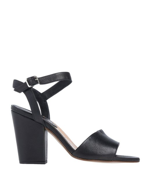 Sandales Fabbrica Dei Colli en coloris Black