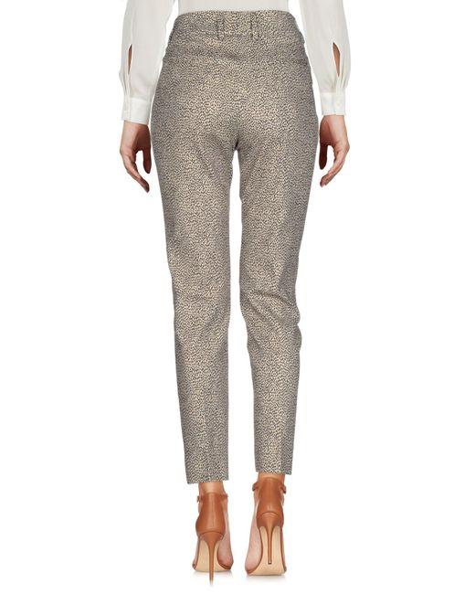 Pantalon Piazza Sempione en coloris Gray