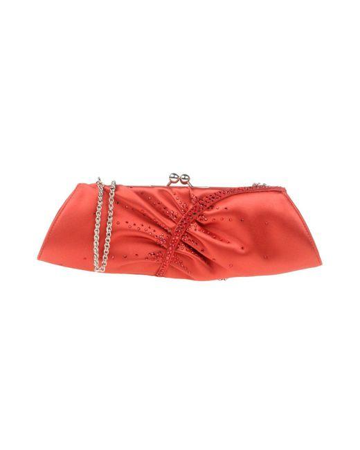Rodo - Red Handbags - Lyst
