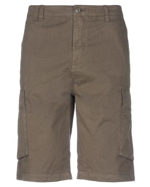 Woolrich Multicolor Bermuda Shorts for men