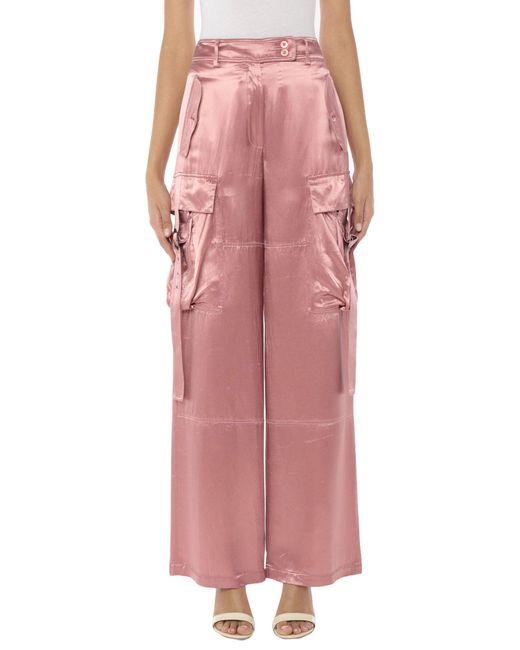 Pantalon Sies Marjan en coloris Pink