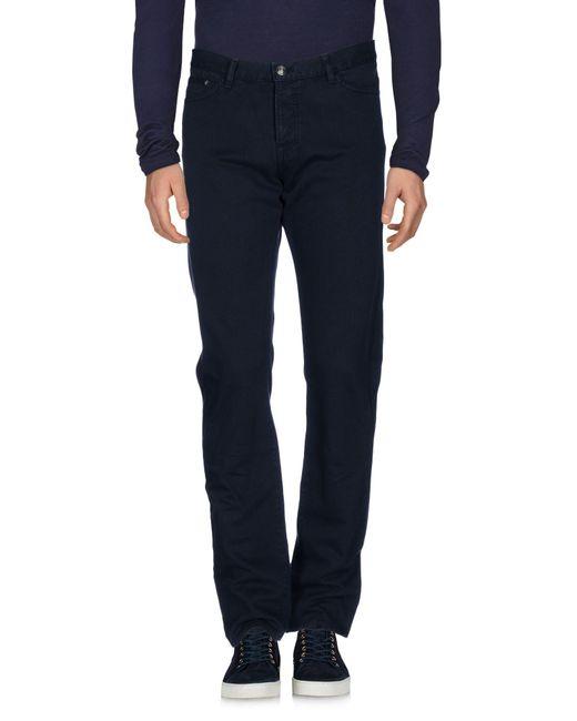 The Kooples Blue Denim Pants for men