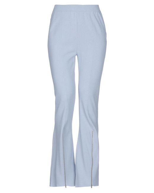Pantalon Stella McCartney en coloris Blue