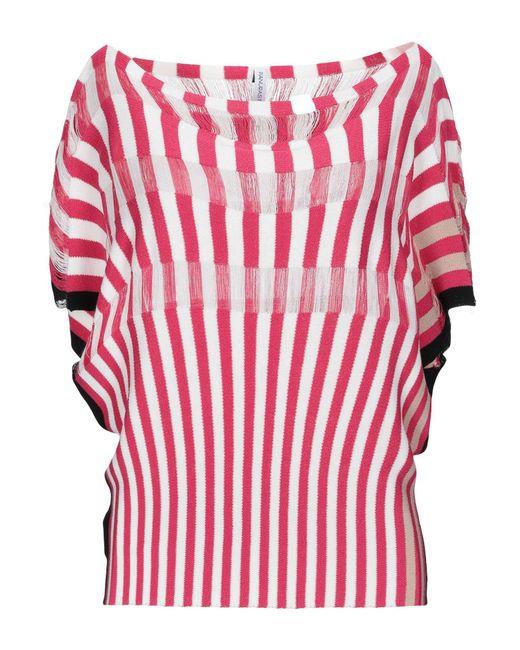 Pullover Pianurastudio en coloris Pink