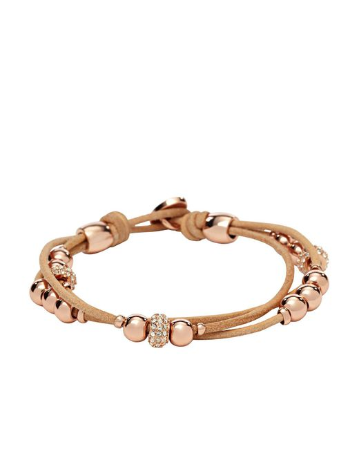 Fossil Metallic Bracelet