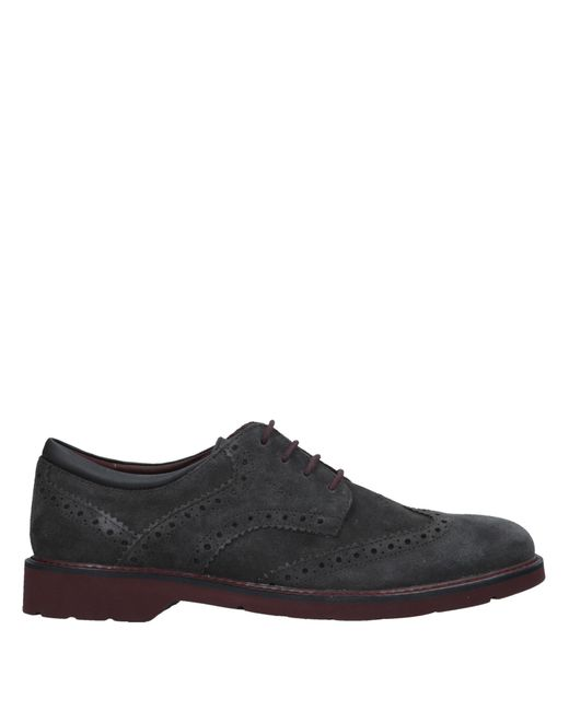 Geox Black Lace-up Shoe for men