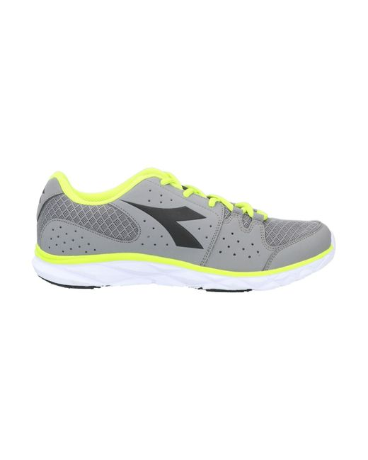 Diadora Low Sneakers & Tennisschuhe in Gray für Herren