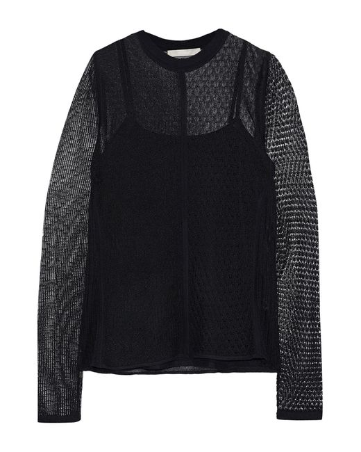 Pullover Jason Wu en coloris Black