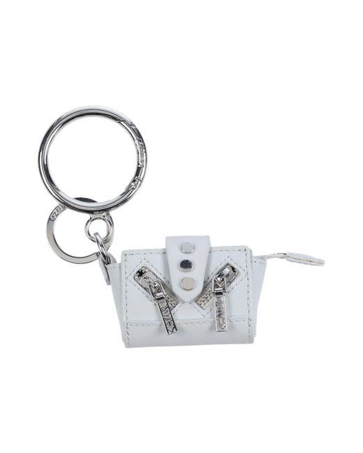 KENZO - Gray Key Ring - Lyst