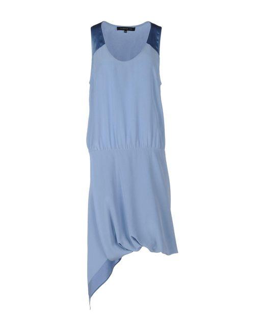 Barbara Bui - Blue Knee-length Dress - Lyst