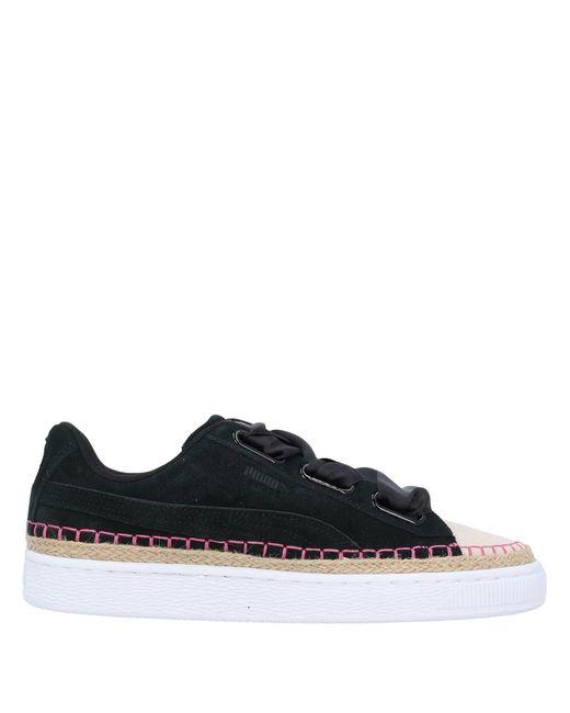 Sneakers & Tennis basses PUMA en coloris Black
