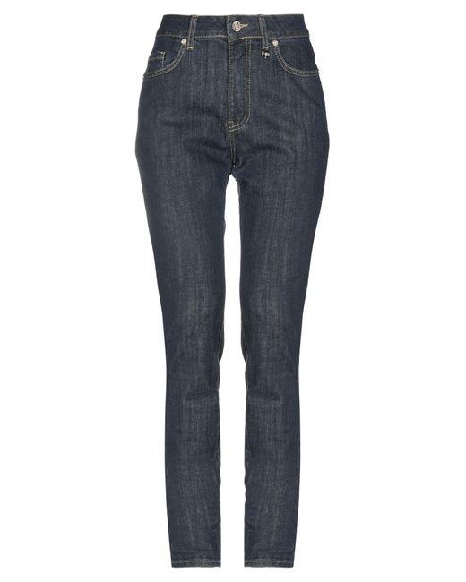 Pantalon en jean Blugirl Blumarine en coloris Blue