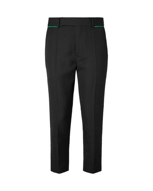 Pantalone di Haider Ackermann in Black da Uomo