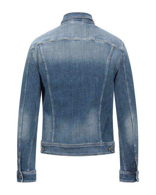 Replay Jeansjacke/-mantel in Blue für Herren