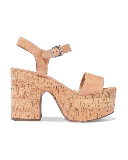 Schutz Multicolor Sandals