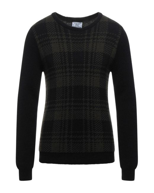 Penn-Rich Pullover in Black für Herren