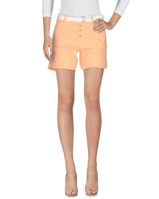 Liu Jo - Pink Shorts - Lyst