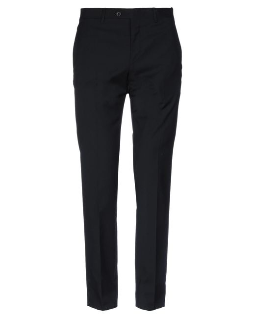 Lardini Black Casual Trouser for men