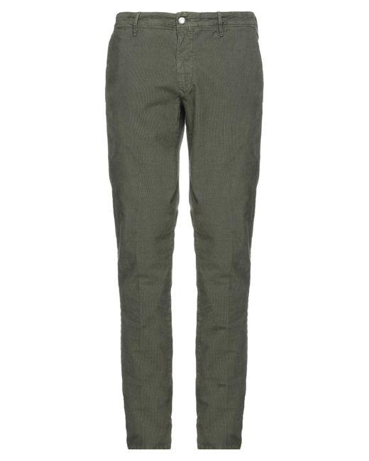 Pantalone di Incotex in Green da Uomo