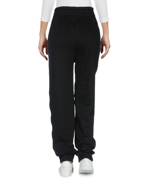Chiara Ferragni Pantalon femme de coloris noir