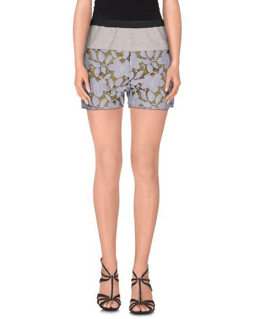 Devotion - Gray Shorts - Lyst