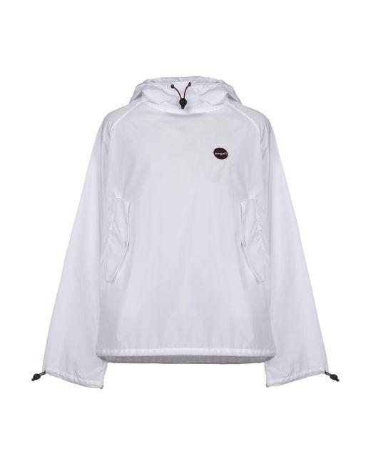 Blouson MSGM pour homme en coloris White
