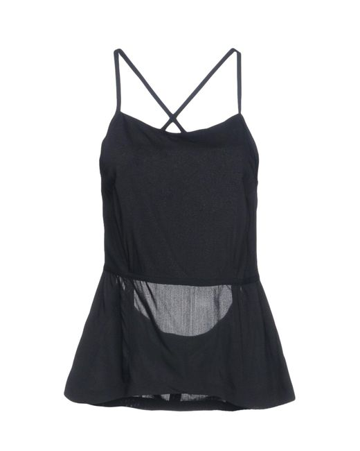 Theory - Black Tops - Lyst