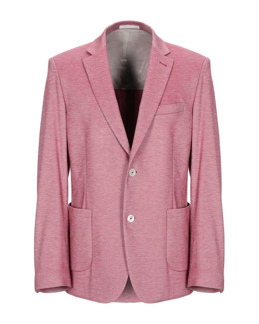Maestrami Jackett in Pink für Herren