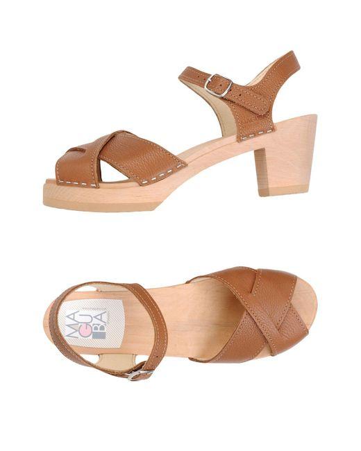 Maguba Multicolor Sandals