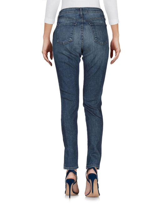 Pantalon en jean J Brand en coloris Blue