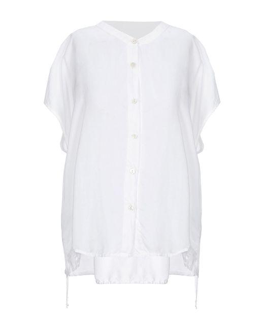 40weft White Shirt