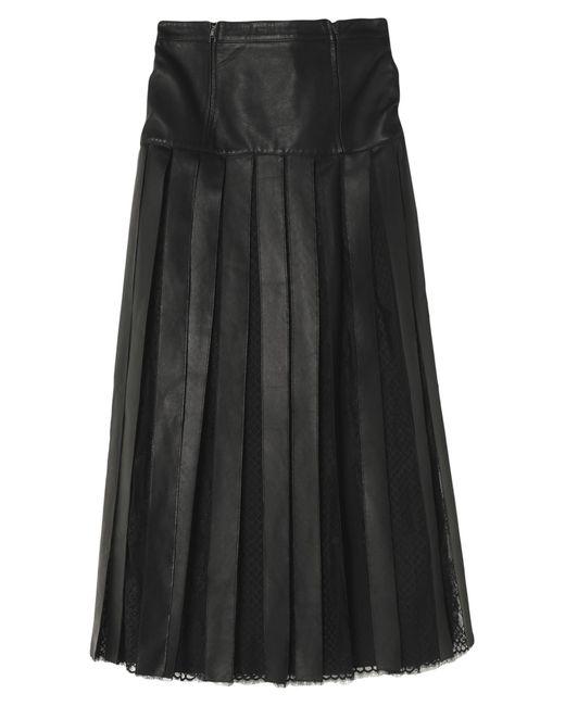 Zuhair Murad Black Long Skirt