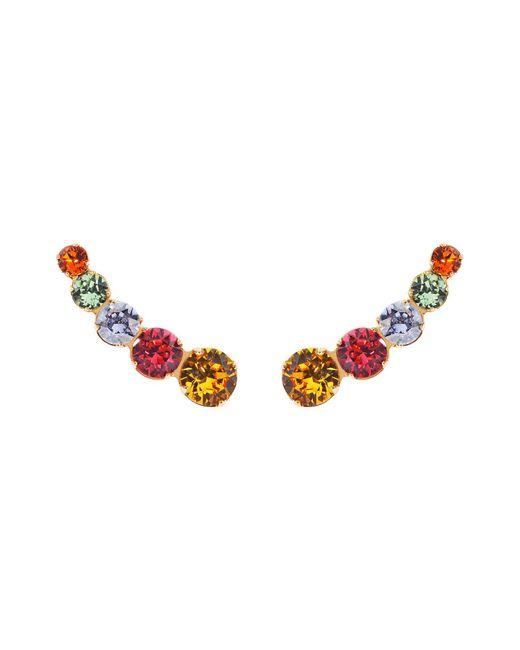 Ca&Lou Metallic Earrings