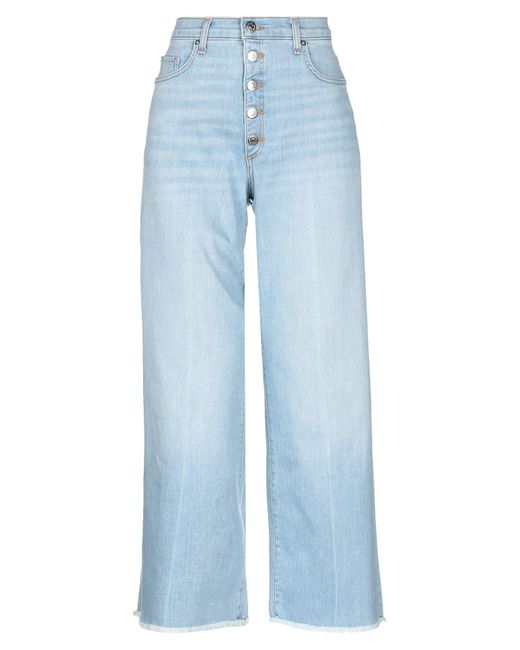 Veronica Beard Blue Jeanshose