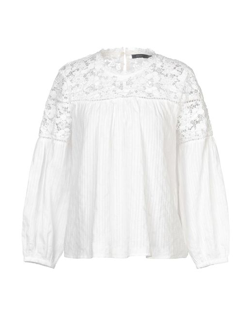 Blusa di French Connection in White