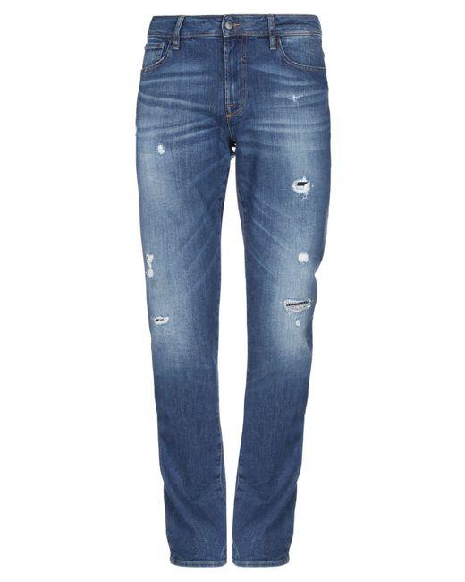 Pantalon en jean Guess pour homme en coloris Blue