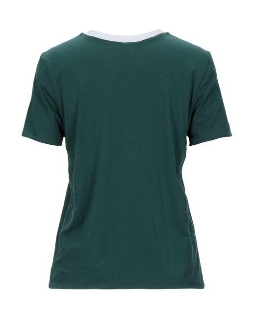 T-shirt di Stussy in Green