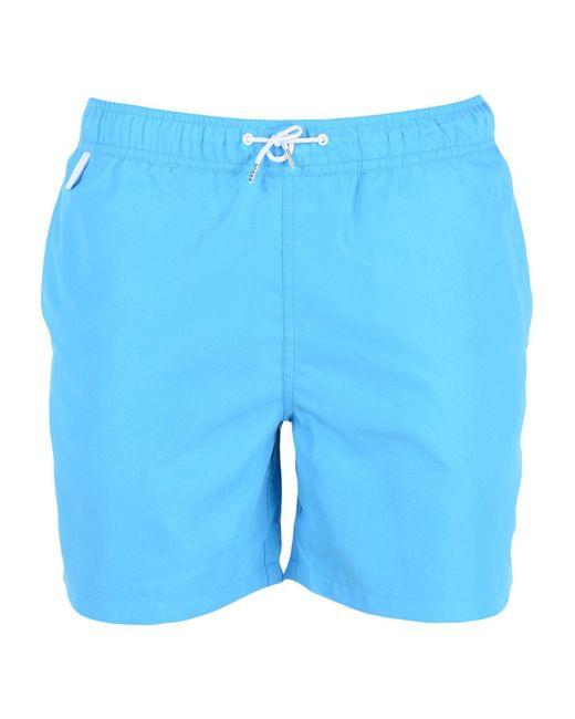 Penfield - Blue Swimming Trunks for Men - Lyst