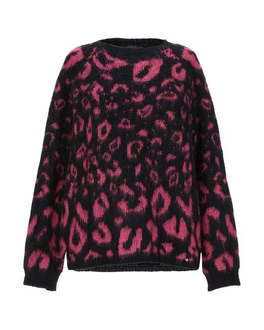 Pullover Guess en coloris Red