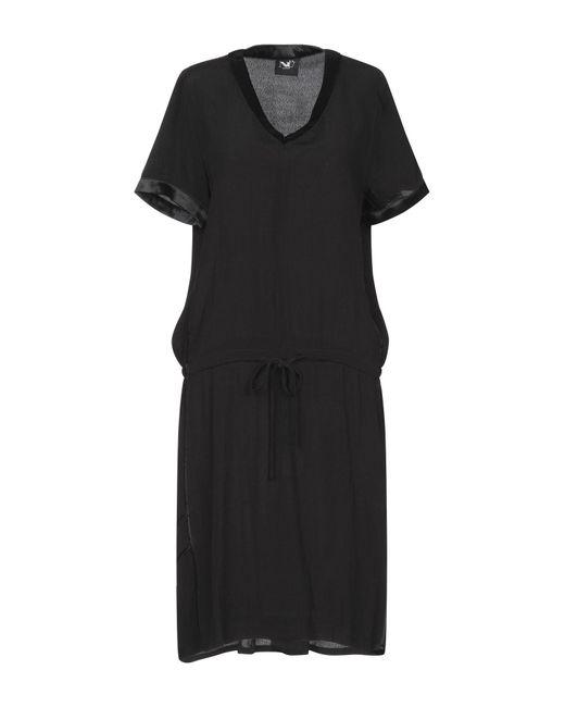 NU Denmark Black Knee-length Dress