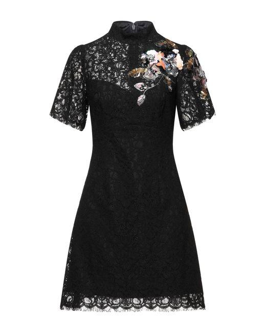 Marciano Black Short Dress