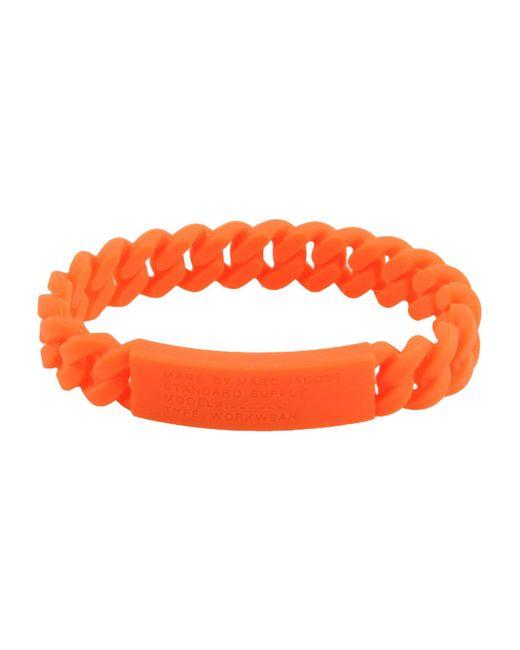 Marc By Marc Jacobs - Orange Bracelets - Lyst