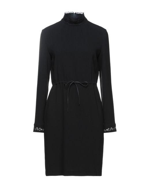 La Perla Black Kurzes Kleid