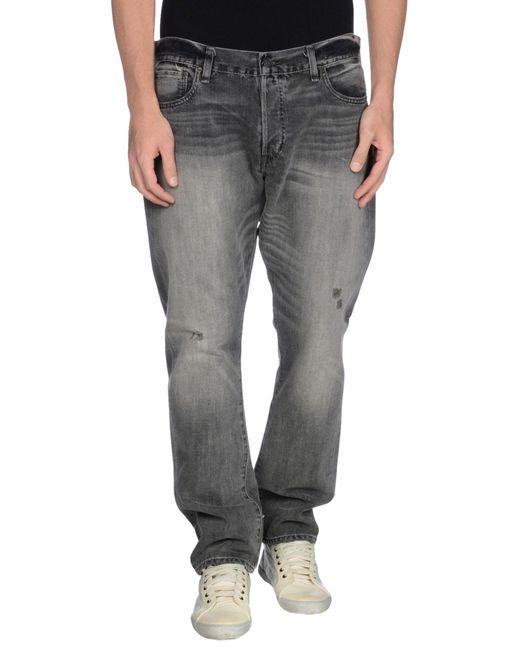 Denim & Supply Ralph Lauren Black Denim Pants for men