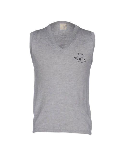 M. Grifoni Denim | Gray Sweater for Men | Lyst
