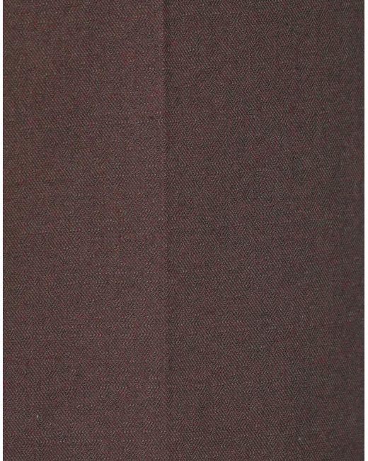 Pantalon Incotex pour homme en coloris Brown