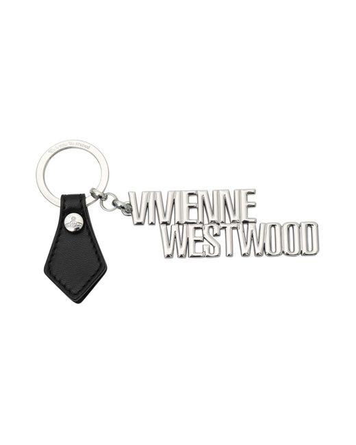 Vivienne Westwood Metallic Key Ring
