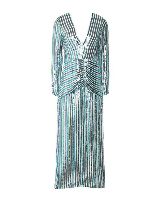 Robe longue Rixo en coloris Blue