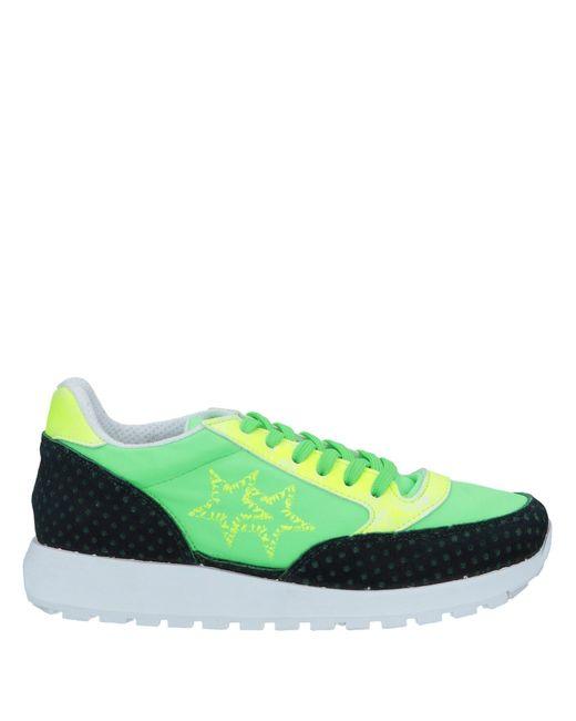 2Star Sneakers & Deportivas de mujer de color verde