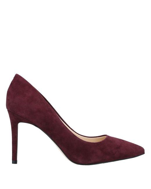 Nine West Zapatos de salón de mujer de color morado